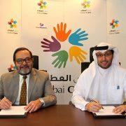 DUBAI CARES RECOGNITION