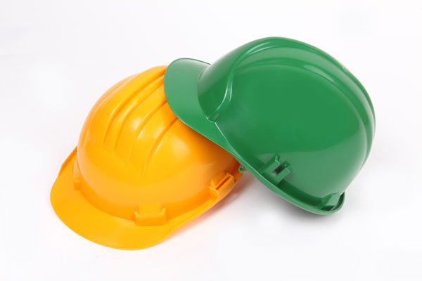 EnerPlastics hard hat